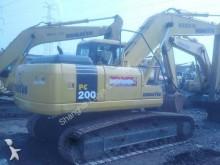 Voir les photos Pelle Komatsu PC200-7