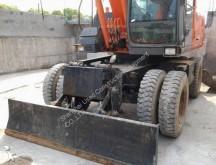 View images Hitachi ZX160WD excavator