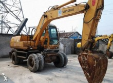 View images Hyundai R130W excavator