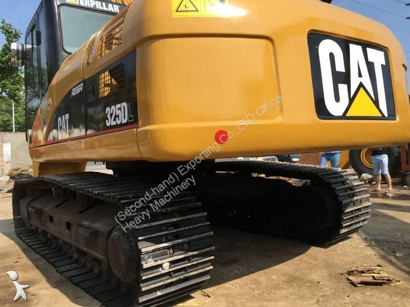 二手Caterpillar 履带式挖掘机