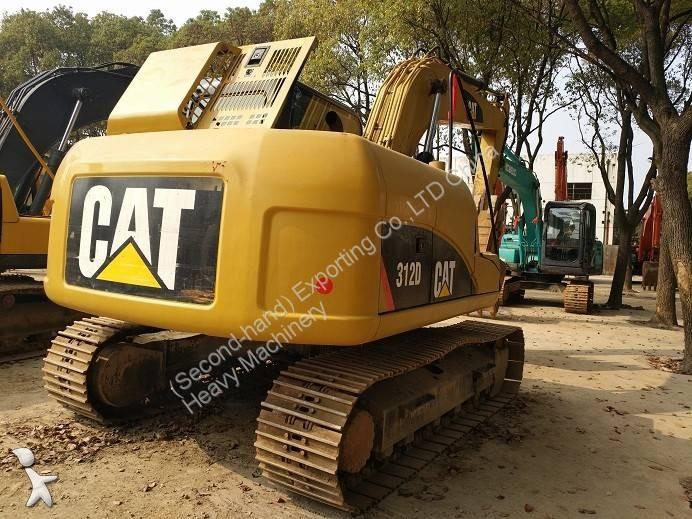 d3a50507c مشاهدة الصور جرافة Caterpillar Used CAT 312DL Excavator. مشاهدة الصور جرافة  Caterpillar Used CAT 312DL Excavator