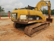 View images Caterpillar 320DL excavator