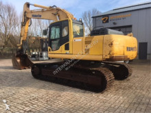 track excavator used Komatsu n/a - Ad n°2717423 - Picture 3