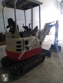 View images Takeuchi TB215R excavator