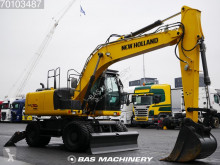 Voir les photos Pelle New Holland WE170B PRO Ex demo machine - outriggers and blade