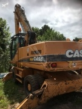 View images Case excavator