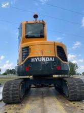 Voir les photos Pelle Hyundai R60 CR-9A