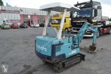 Vedeţi fotografiile Excavator Kubota KX-012