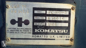 Voir les photos Pelle Komatsu PC300-3