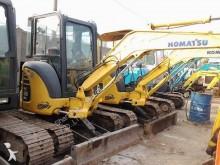 View images Komatsu PC35MR excavator