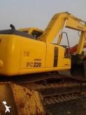 View images Komatsu P220-6 excavator