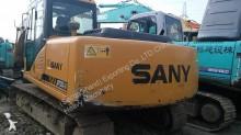 View images Sany Used SANY Excavator excavator