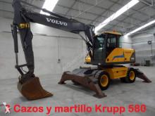 Vedere le foto Escavatore Volvo EW 160