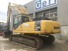escavatore Komatsu PC 340 NLC-7 usato - n°2852264 - Foto 4