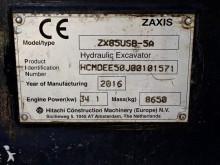 Voir les photos Pelle Hitachi ZX85USB-5A