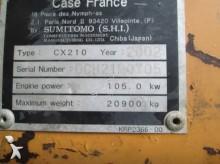 Voir les photos Pelle Case CX 210
