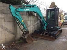 Vedeţi fotografiile Excavator Kobelco