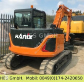 Vedeţi fotografiile Excavator Hanix Hanix/Kubota N085 UJ 8,3to  5x TL hydr. SWE