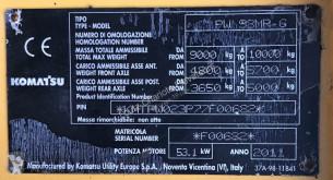 Voir les photos Pelle Komatsu PW 98MR-6