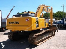 View images Komatsu PC240LC excavator