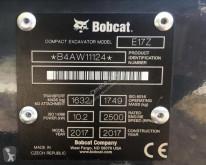 Vedere le foto Escavatore Bobcat E17Z