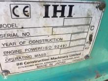 View images IHI excavator
