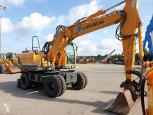 View images Hyundai Robex 140 W-9 excavator