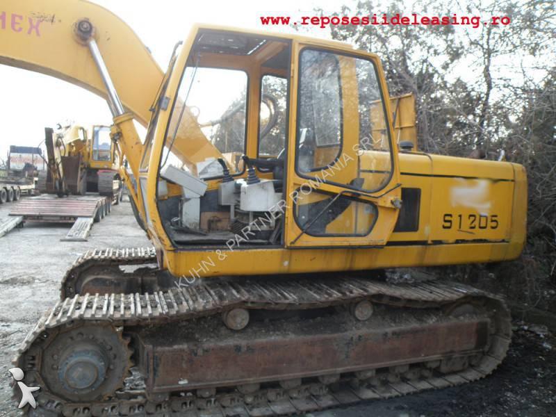 escavatori macchine PROMEX 1150931-excavator_pe_senile-second_hand