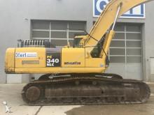 escavatore Komatsu PC 340 NLC-7 usato - n°2852264 - Foto 6