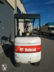 View images Bobcat excavator