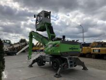 Vedeţi fotografiile Excavator Sennebogen - 821E