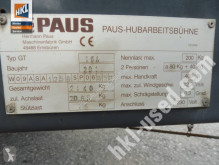 View images Paus GT 16 A aerial platform