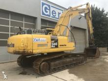 escavatore Komatsu PC 340 NLC-7 usato - n°2852264 - Foto 9
