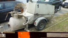 Brinkmann concrete pump truck