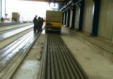 beton nc poutr precontraint,ELEMATIC , EF5000 année 2010,por bigas pretensadas ,