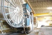 unité de production de produits en béton Zenith
