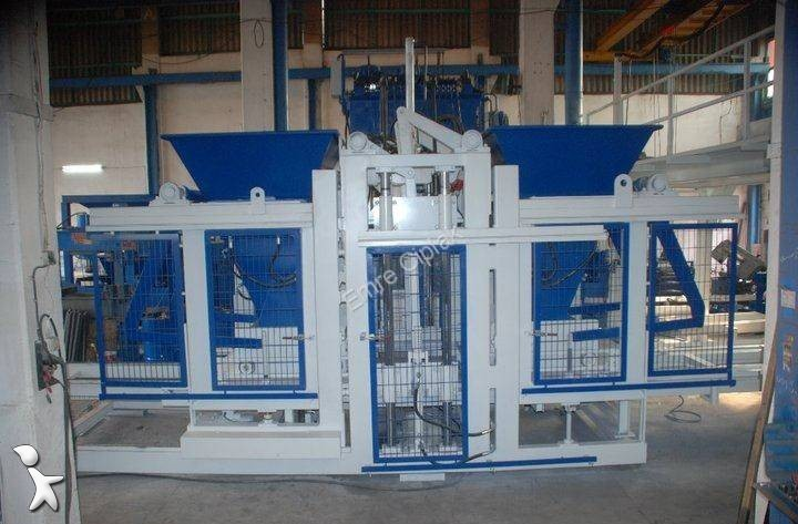 Zenith 12.500 block / 8 hours concrete