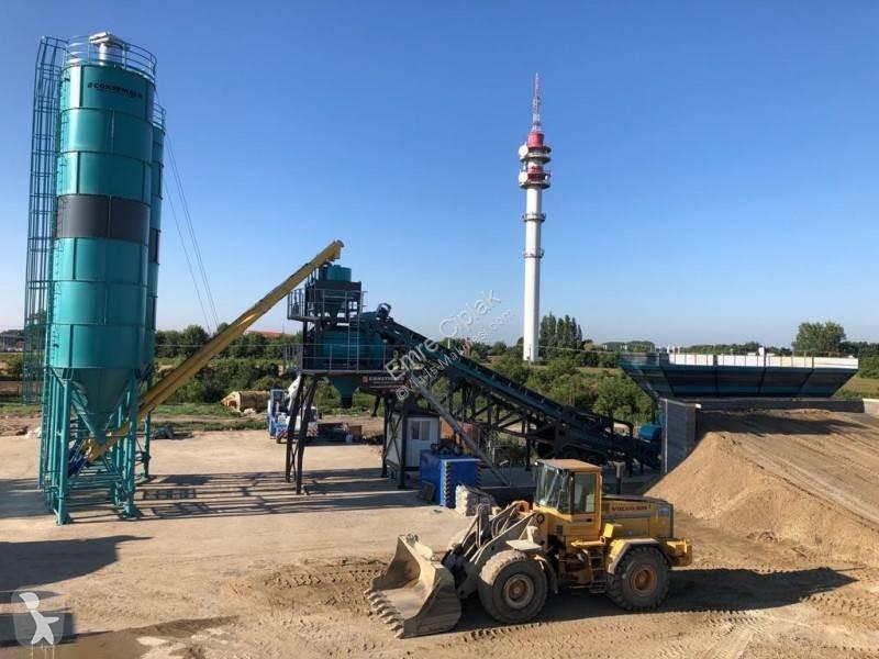 Constmach 120 m3/h - MOBILE CONCRETE BATCHING PLANT concrete