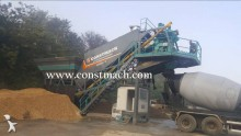 betoniera Constmach 30 m3/h ALL IN ONE CHASSIS - MOBILE CONCRETE PLANT