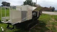 Sebsha concrete pump truck
