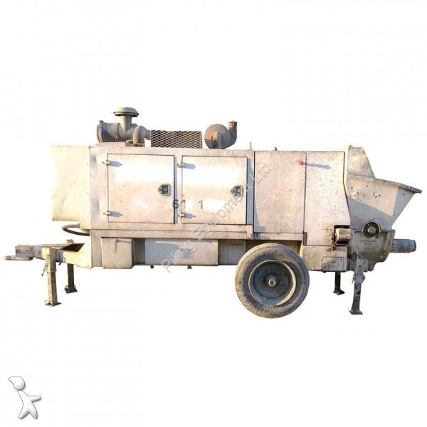 Pompe b ton schwing stetter wp 750 18x occasion n 1881422 - Pompe a teton ...