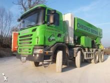 hormigón Scania G400