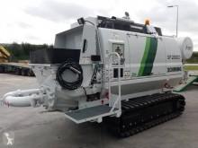 Schwing Stetter concrete pump truck