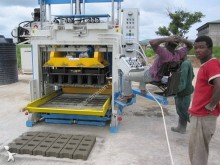 Sumab Movable concrete block machine E-6