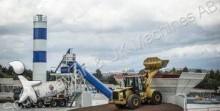 Sumab Fast installing concrete plant