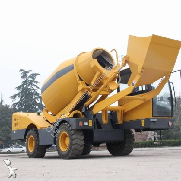 Vedeţi fotografiile Betoniera Qingdao CML400