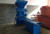 Cifa production units for concrete products