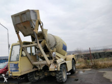 Carmix 3500 CONCRETE MIXER PUMP (MAN)