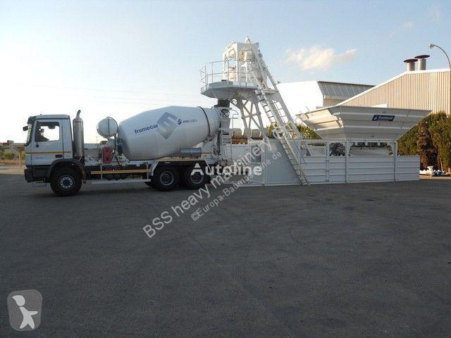 View images Frumecar EMA 500 mobile concrete
