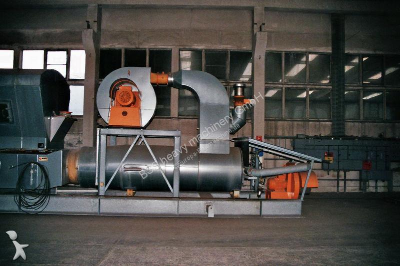 K.A. Ventilex filler heating plant Beton
